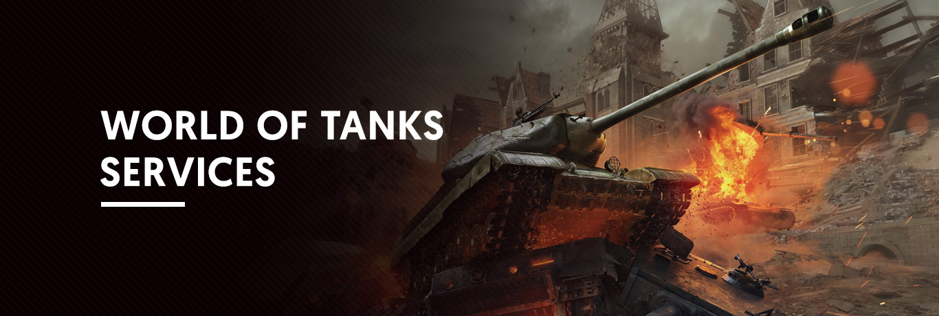world of tanks services